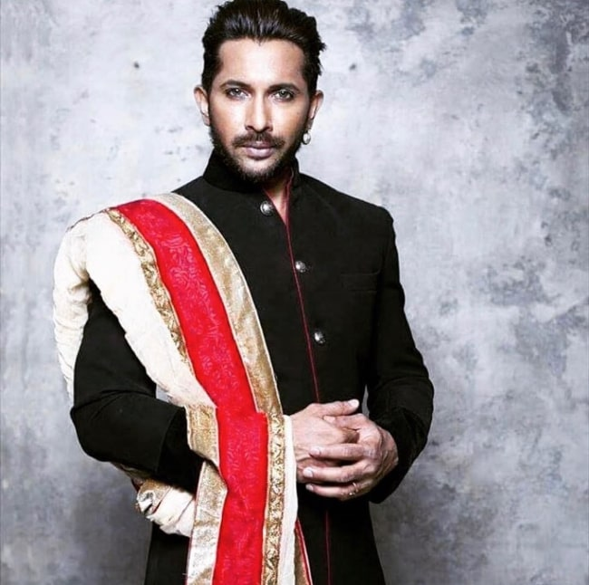 Terence Lewis as seen in an Instagram Post in August 2019