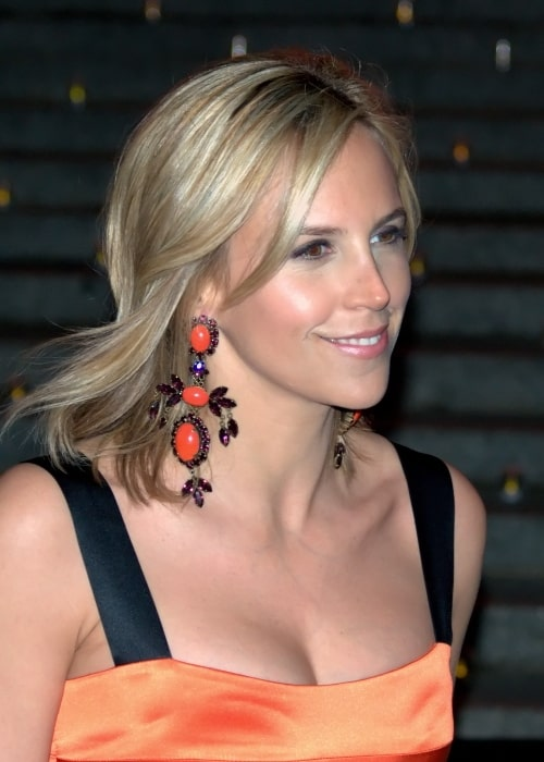 Tory Burch as seen at the Vanity Fair celebration for the 2009 Tribeca Film Festival