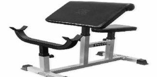 Valor Fitness CB Preacher Curl Bench Review