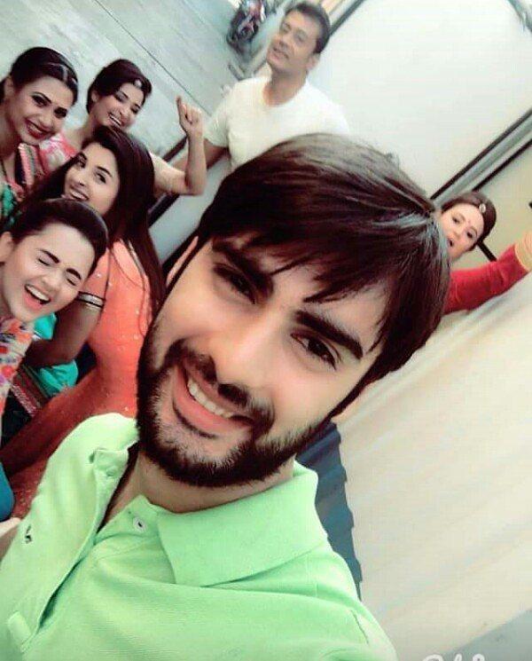 Varun Kapoor in an Instagram selfie in August 2017