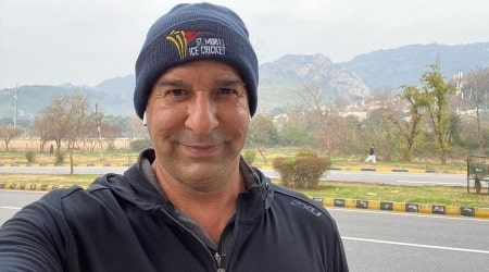 Wasim Akram Height, Weight, Age, Body Statistics