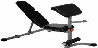 XMark FID Flat Incline Decline Weight Bench Review