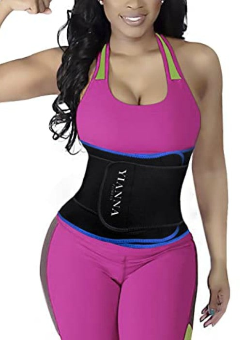 Yianna Waist Trainer Belt Use