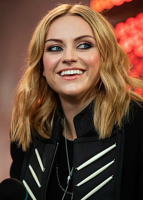 Amy Macdonald at the SWR3 New Pop Festival in September 2018
