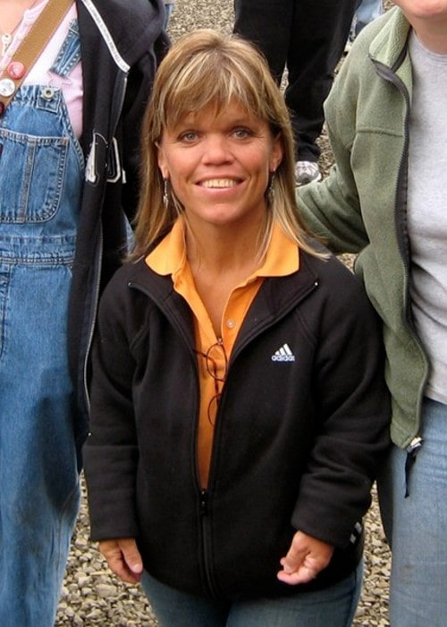 Amy Roloff as seen in October 2007
