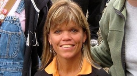 Amy Roloff Height, Weight, Age, Body Statistics