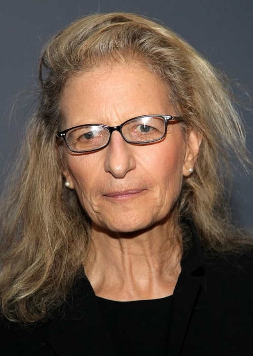 Annie Leibovitz as seen on May 4, 2015
