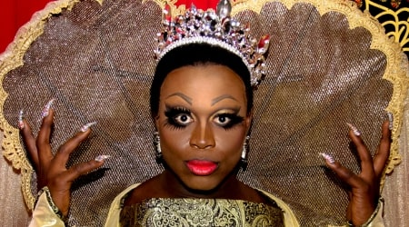 Bob the Drag Queen Height, Weight, Age, Body Statistics