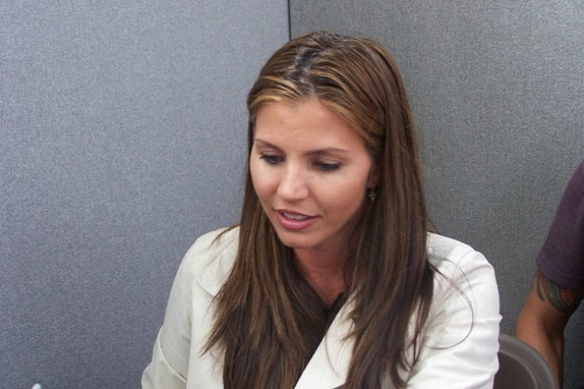 Charisma Carpenter as seen in May 2007
