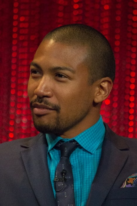 Charles Michael Davis as seen at The Paley Center For Media's PaleyFest 2014 Honoring 'The Originals'