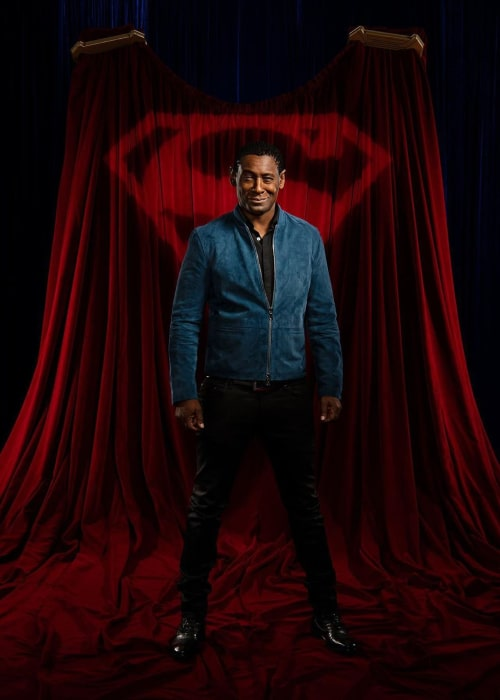 David Harewood as seen in an Instagram Post in February 2020