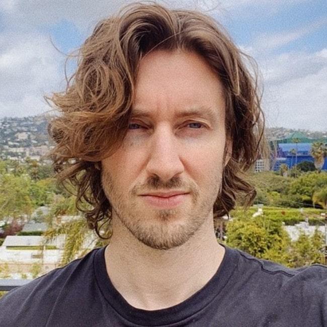 Dean Lewis as seen in April 2020