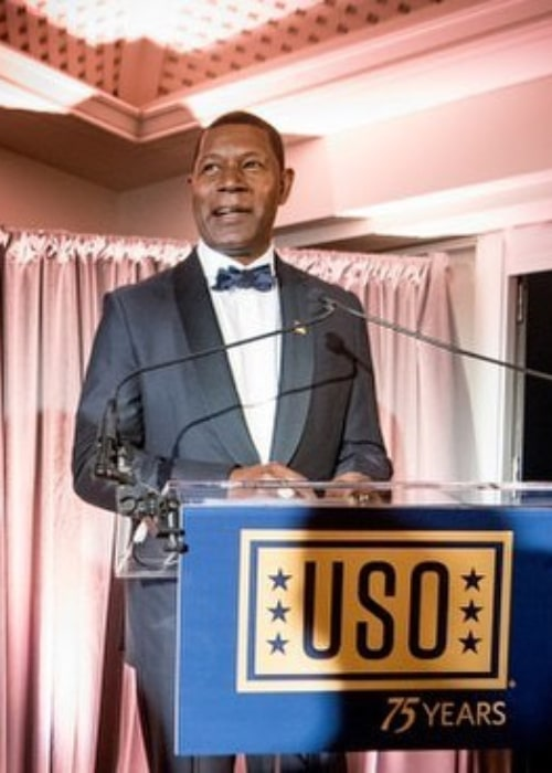 Dennis Haysbert as seen in an Instagram Post in August 2019