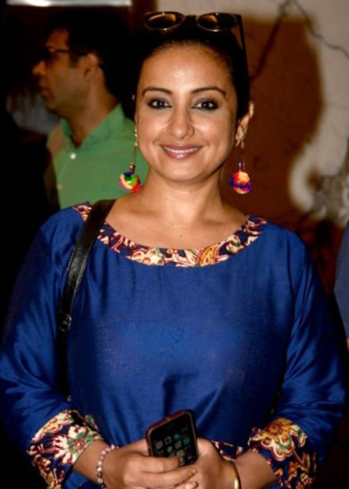 Divya Dutta as seen in 2017