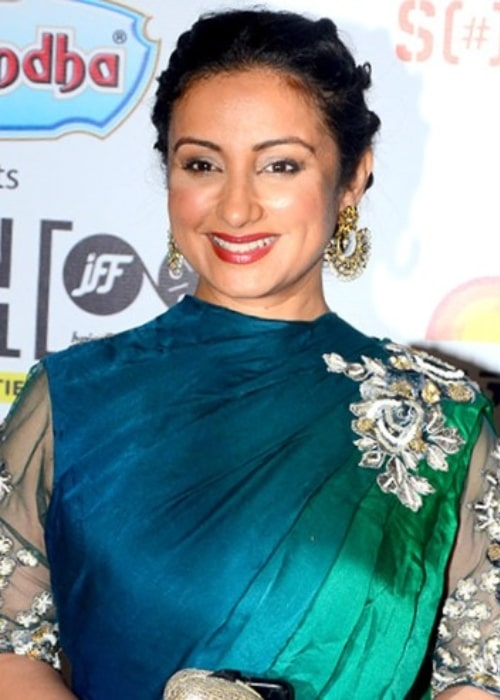 Divya Dutta at the Jagran Film Festival in September 2017