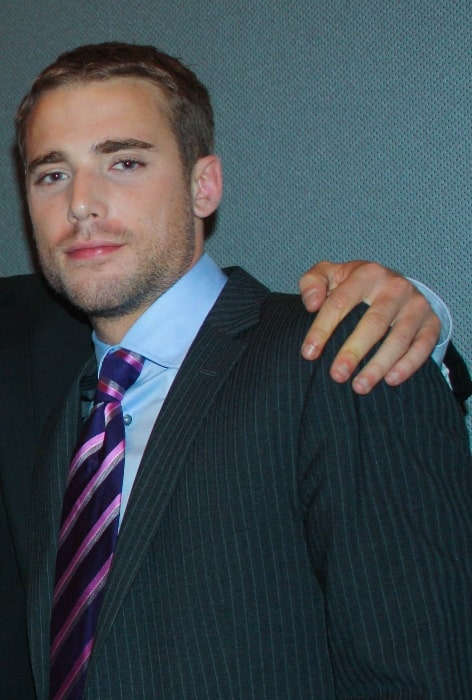 Dustin Milligan pictured at 'Repeaters' premiere party in 2011
