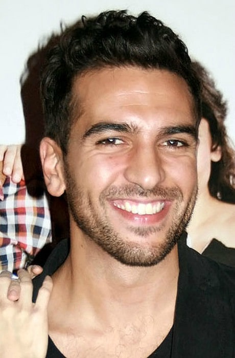 Elyas M'Barek at the Austrian premiere of What a Man in March 2012