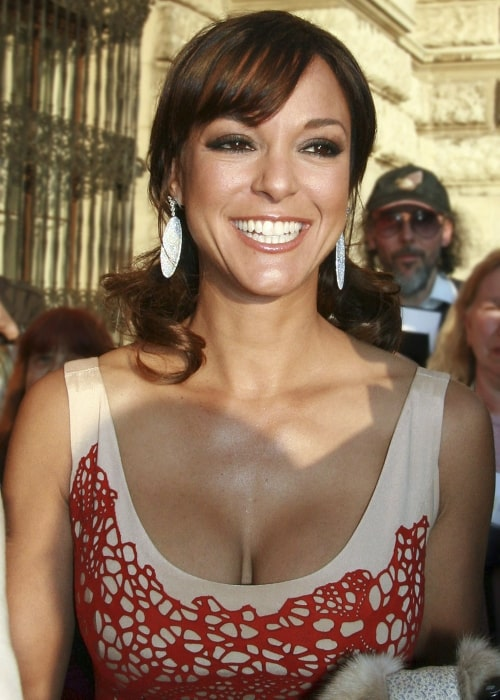 Eva LaRue as seen in picture taken in at the gala for the award of the television award Romy (2009) in the Hofburg in Vienna on April 25