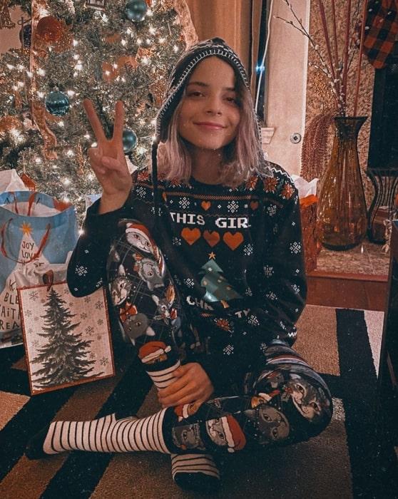 Gisselle Kuri as seen in a picture taken in Houston, Texas in December 2019