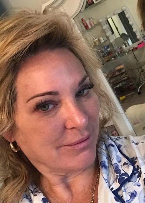Jill Vertes in an Instagram selfie as seen in November 2019