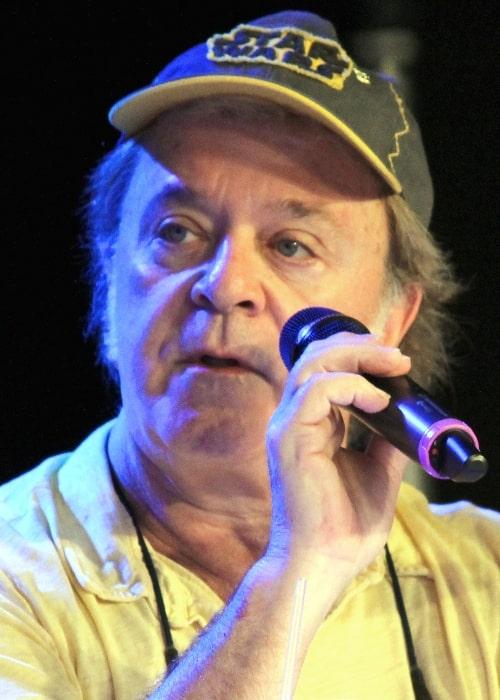 Jim Cummings at Magic City ComicCon in January 2015