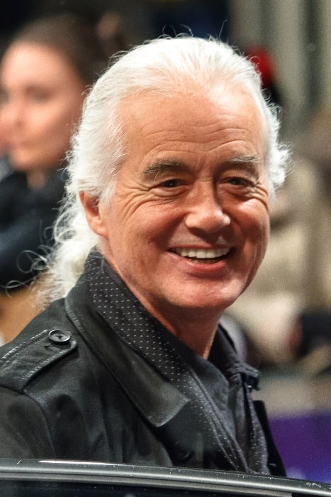 Jimmy Page as seen at the Echo Music Award 2013