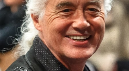 Jimmy Page Height, Weight, Age, Body Statistics