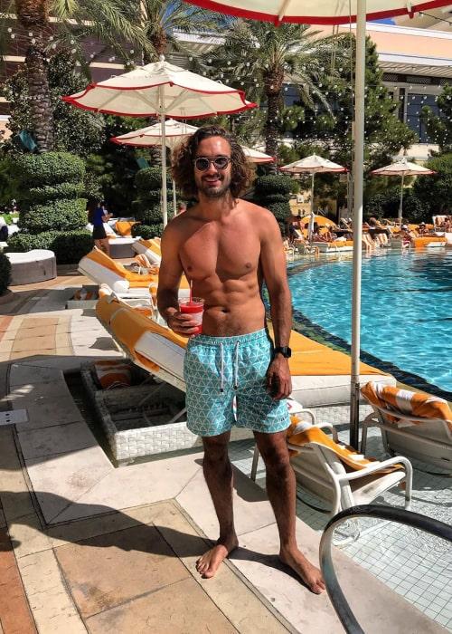 Joe Wicks as seen in an Instagram Post in September 2019