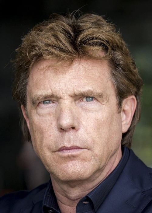 John de Mol Jr. as seen in a picture taken in the past