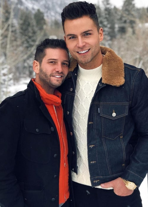 Josh Flagg and Bobby Boyd, as seen in December 2019