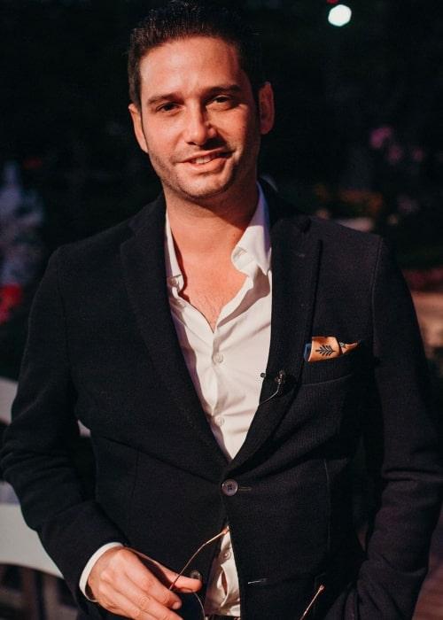 Josh Flagg as seen in an Instagram Post in September 2019