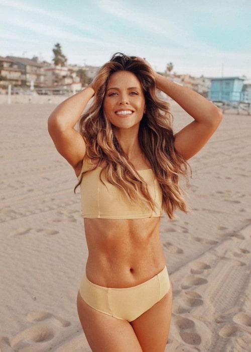 Katrina Scott as seen in an Instagram Post in February 2020