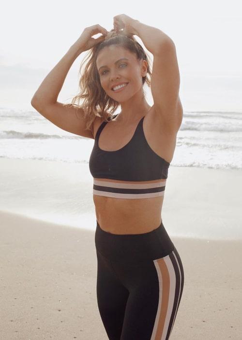 Katrina Scott as seen in an Instagram Post in March 2020