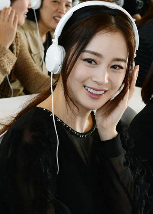 Kim Tae-hee in October 2013