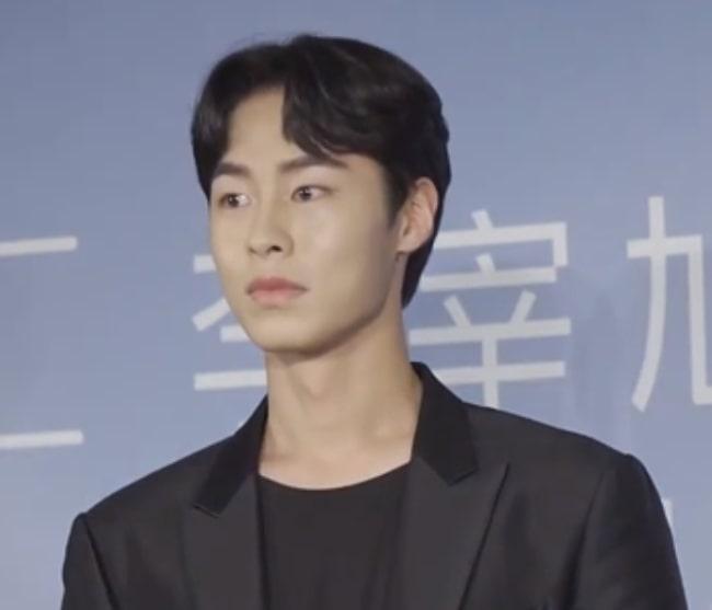 Lee Jae-wook as seen in November 2019
