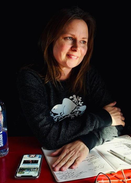 Mary Lynn Rajskub as seen in an Instagram Post in February 2020