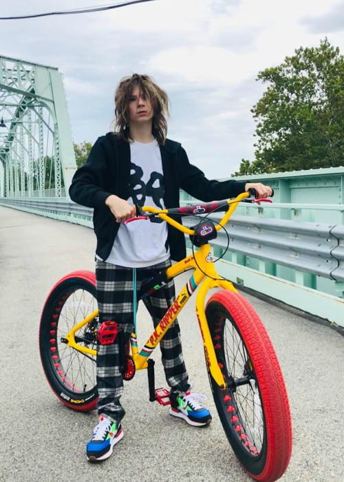 Matt Ox as seen in August 2019