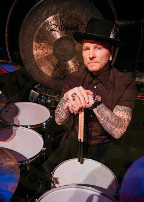Matt Sorum as seen in an Instagram Post in April 2019