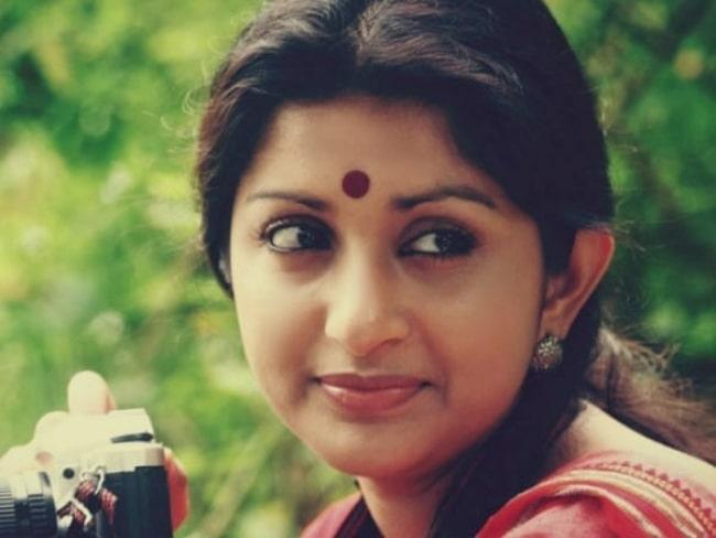 Meera Jasmine in March 2020