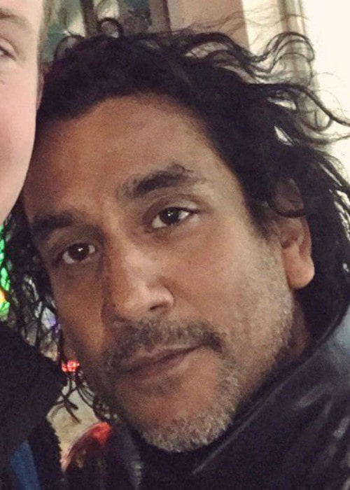 Naveen Andrews as seen in March 2017