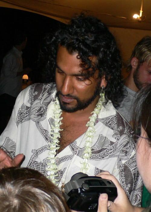 Naveen Andrews as seen in September 2006