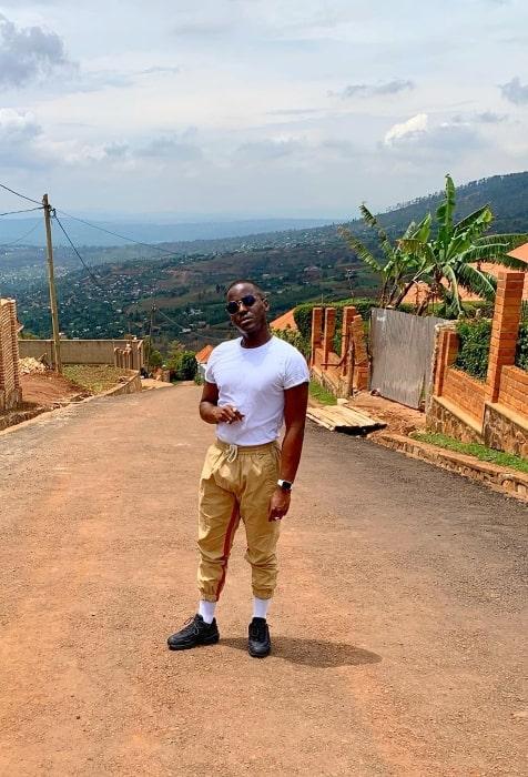 Ncuti Gatwa as seen in Kigali, Rwanda in October 2019
