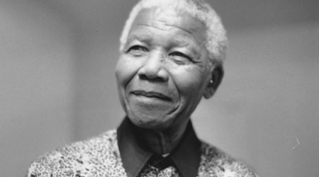 Nelson Mandela Height, Age, Family, Facts, Biography