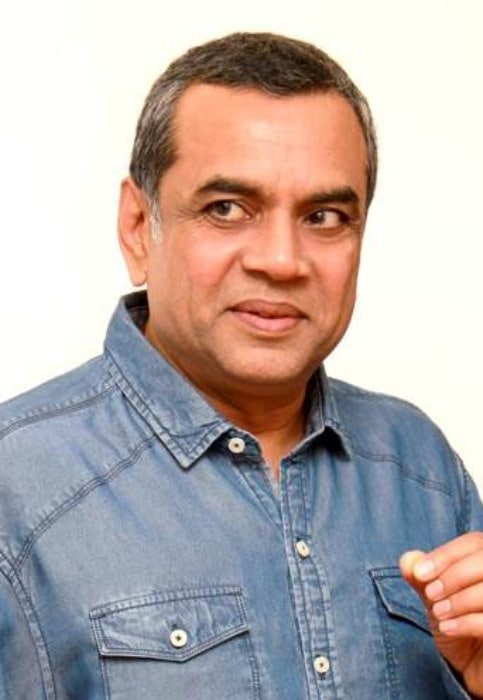 Paresh Rawal as seen in Febrary 2015.