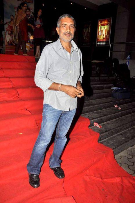 Prakash Jha at the screening of Bol Bachchan in 2012