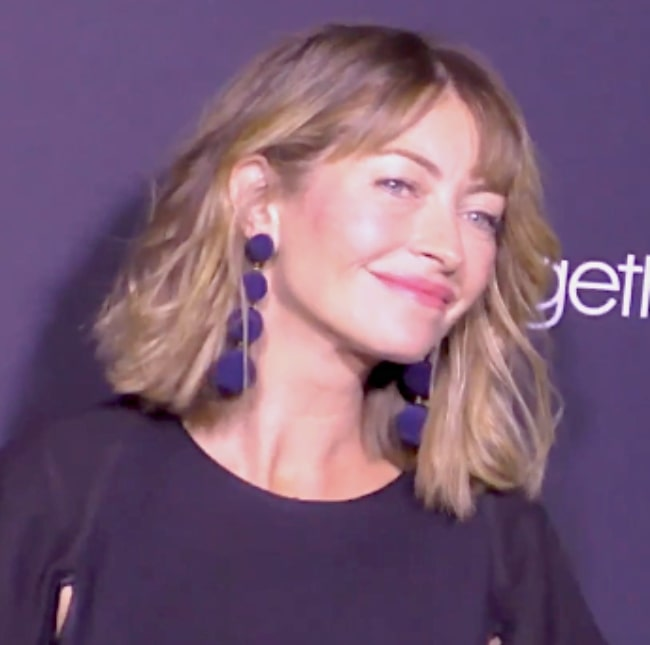 Rebecca Gayheart at the 2nd Annual Baby Ball Gala in Los Angeles in November 2016