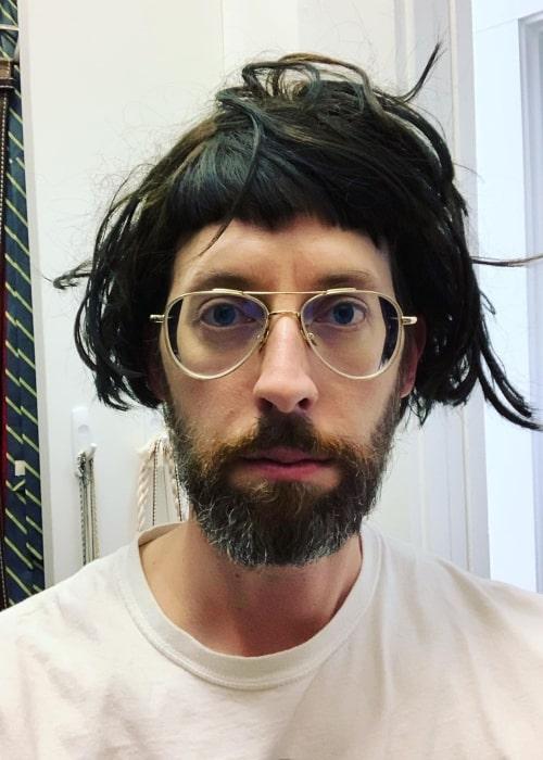 Rob Kerkovich as seen in a picture taken in March 2020