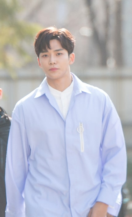 Rowoon in March 2018