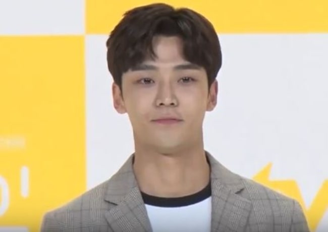 Rowoon in May 2018