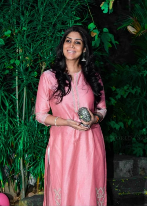 Sakshi Tanwar as seen in an Instagram Post in January 2020